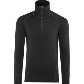Devold Duo Active Zip Neck Shirt Men Black